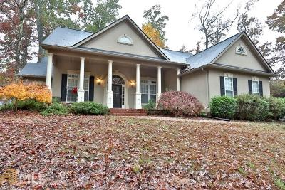 Gainesville Single Family Home New: 3312 Arbor Walk Dr