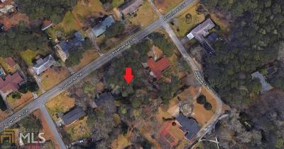 Stone Mountain Residential Lots & Land Under Contract: Brownlee Rd