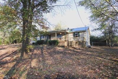 Elbert County, Franklin County, Hart County Single Family Home For Sale: 2151 O W Adams Rd