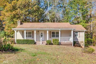 Woodstock Single Family Home New: 237 Holly Creek Way