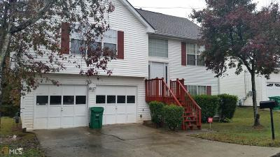 Lithonia Single Family Home New: 3671 Salem Hills Ct