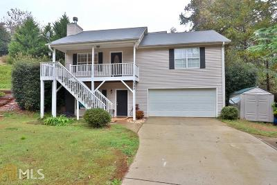 Gainesville Single Family Home New: 6290 Gold Dust Trl