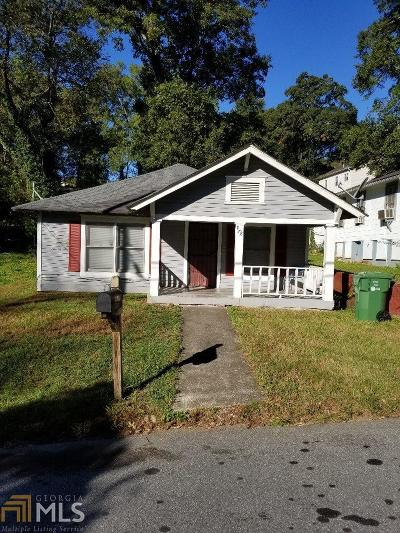 Atlanta Single Family Home New: 878 NW N Grand Ave
