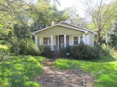Barnesville Single Family Home New: 18 Jackson St
