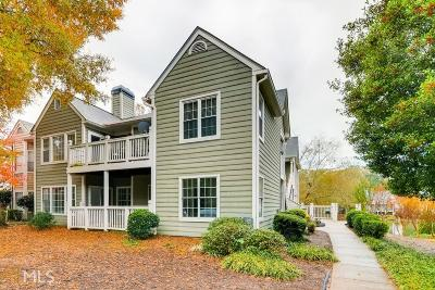Roswell Condo/Townhouse Under Contract: 211 Mill Pond Rd