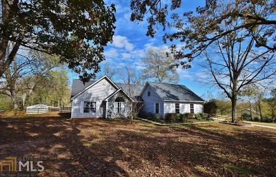Hoschton Single Family Home For Sale: 719 Skelton Rd