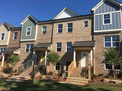 Lawrenceville Condo/Townhouse New: 266 Oak St #2