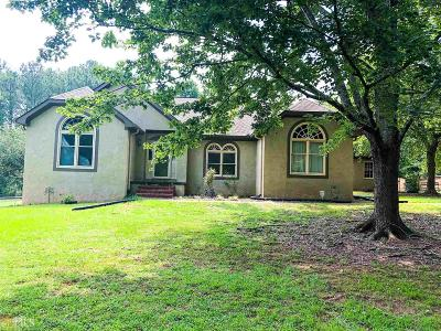 Coweta County, Fayette County, Henry County Single Family Home Under Contract: 345 Castlewood Rd