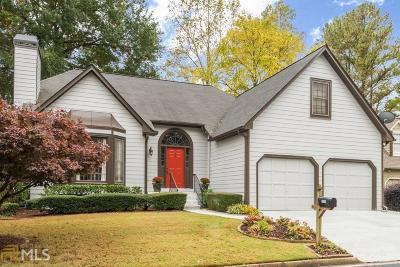 Brookhaven Single Family Home New: 1095 Dunbarton Trce