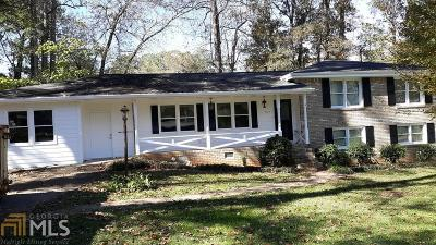 Kennesaw Single Family Home New: 3925 Chicamauga Dr