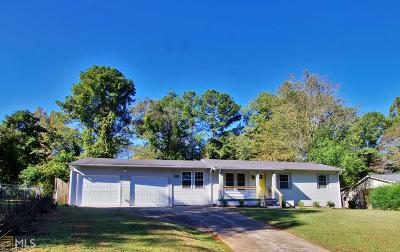 Decatur Single Family Home New: 1575 Tanager Cir
