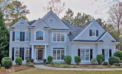 Peachtree City Single Family Home For Sale: 210 Southwick Ln