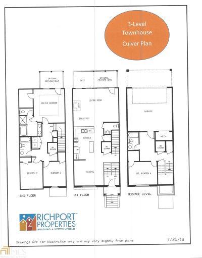 City View Condo/Townhouse For Sale: 246 Oak St #4