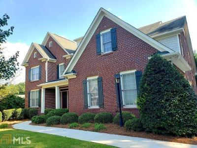 Dacula Single Family Home New: 3585 Glenaireview Ct