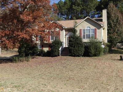 Hoschton Single Family Home For Sale: 1140 Smoke Hill Ln