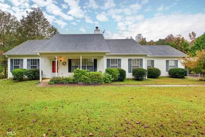 Newnan Single Family Home Under Contract: 2389 Welcome Rd