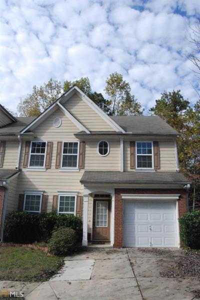 Norcross Condo/Townhouse Under Contract: 4160 Magnolia Glen Walk