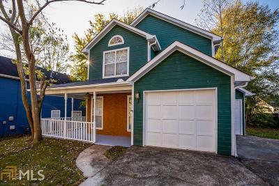 Decatur Single Family Home New: 3427 Chapel Park Dr