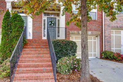 Alpharetta Condo/Townhouse New: 10898 Gallier St