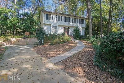 Dawson County, Forsyth County, Gwinnett County, Hall County, Lumpkin County Single Family Home New: 2201 Brookfield Cir