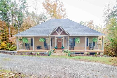 Habersham County Single Family Home New: 111 Wind Forest