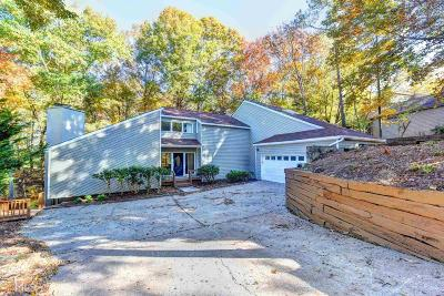 Alpharetta Single Family Home New: 355 Spyglass