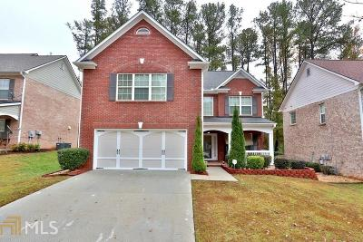 Snellville Single Family Home New: 4262 Pond Edge Rd