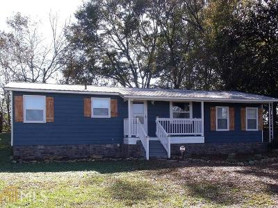 Bowdon Single Family Home For Sale: 1559 E Highway 166