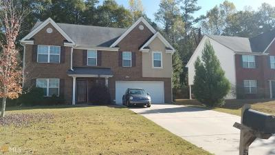 Stockbridge Single Family Home New: 521 McCain Creek Trl
