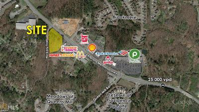 Mableton Residential Lots & Land For Sale: Veterans Memorial Pkwy