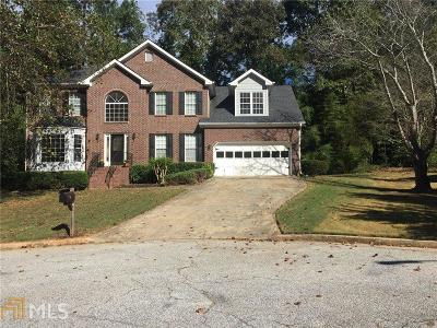 Stone Mountain Single Family Home New: 6942 NE Windstone Ct