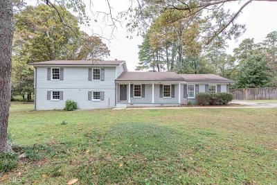 Conyers GA Single Family Home New: $179,900