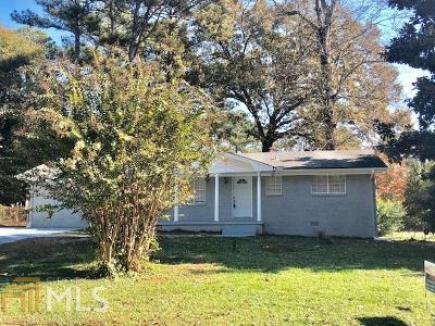 Decatur Single Family Home New: 2952 Cohassett Ln