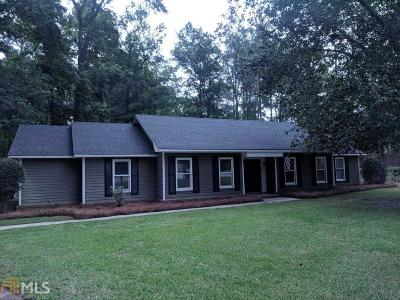 Statesboro Single Family Home New: 114 Oak Hollow Dr