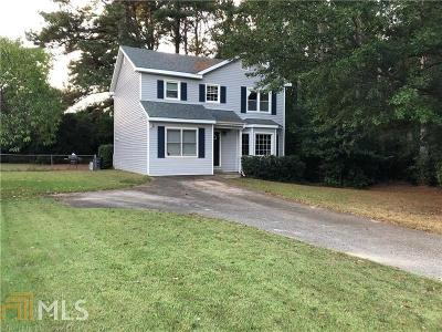 Snellville Single Family Home New: 1261 Summit Links Ct