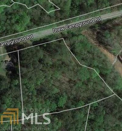 Cumming Residential Lots & Land For Sale: Drew Campground Rd