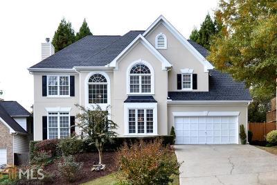 Alpharetta Single Family Home New: 135 Kimball Bridge Cv