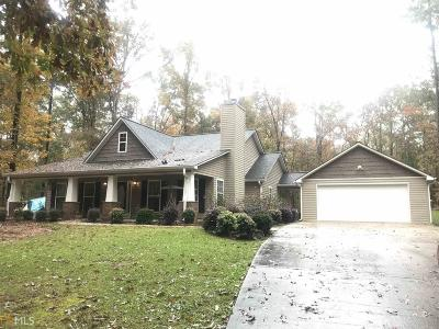 Coweta County, Fayette County, Henry County Single Family Home New: 554 Bexton Rd