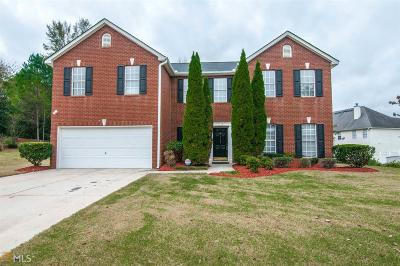 Decatur Single Family Home New: 3139 Red Oak Trl
