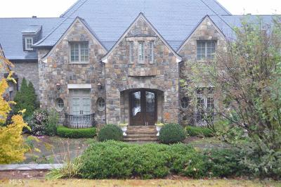 Rabun County Single Family Home For Sale: 260 Grey Fox Trl