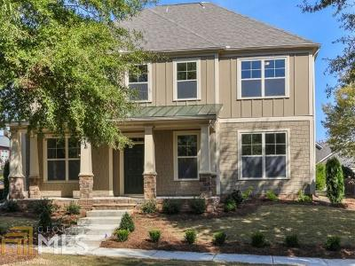 Douglasville Single Family Home Under Contract: 9926 Stretford Rd