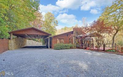 Rabun County Single Family Home New: 2510 Persimmon Rd