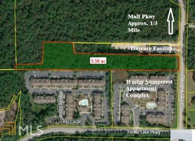 Lithonia Commercial For Sale: 3281 Turner Hill