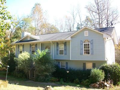 Gainesville Single Family Home New: 3413 Chipmunk Trl