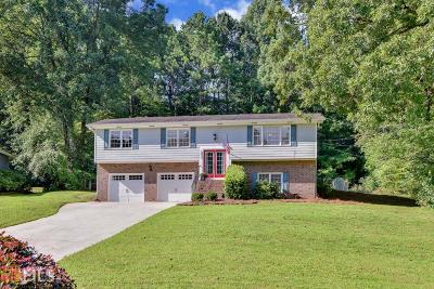 Lilburn Single Family Home Under Contract: 5872 Covered Wagon Trl