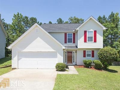 Mcdonough Single Family Home Under Contract: 360 Brannans Ct