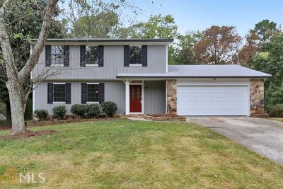 Stone Mountain Single Family Home New: 495 Rock Meadow Dr