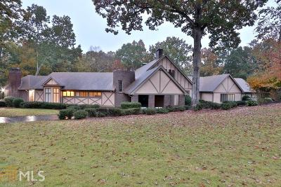 Alpharetta Single Family Home New: 670 Saint Regis Lane