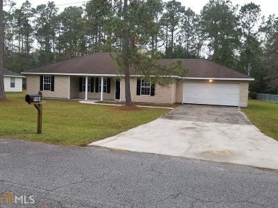 Woodbine Single Family Home New: 1104 Broadwell Ave