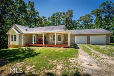 Canton Single Family Home New: 295 Josie Ln